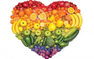 میوه برای قلب مفید است
